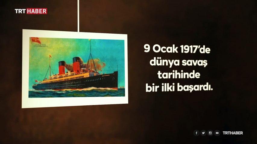 Tarihte ilk kez uçak gemisini batıran Türk kahraman: Mustafa Ertuğrul