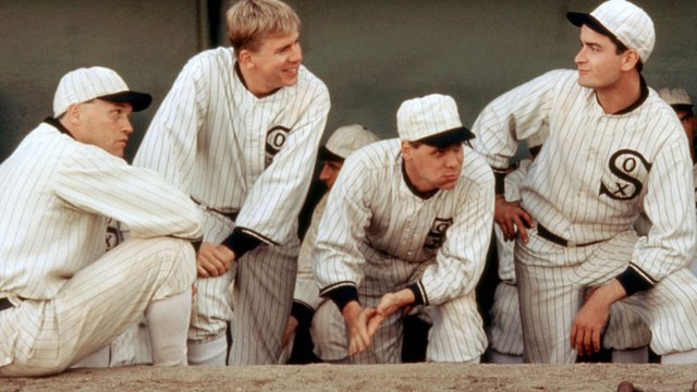 Eight Men Out Movie (1988) - John Cusack, John Mahoney, Michael Rooker