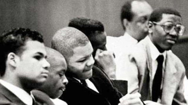 The Central Park Five Documentary movie (2012)