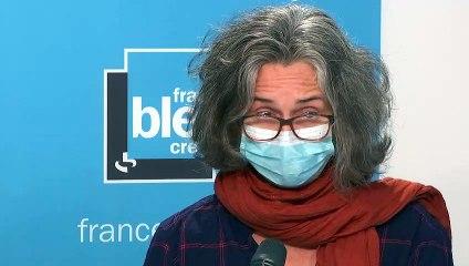 Nathalie Mourlon secrètaire générale de la FCPE en Creuse
