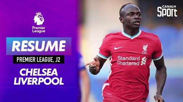 Le résumé de Chelsea - Liverpool en VO