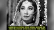 Why Meena Kumari refused to work in Pakeezah