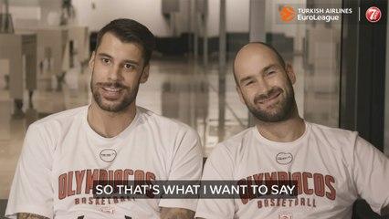 Play of the Decade interview: Georgios Printezis and Vassilis Spanoulis