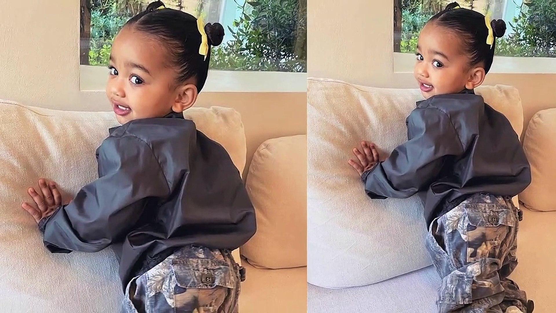 Chicago West Gets Stitches, Kim Kardashian Daily Routine Revealed