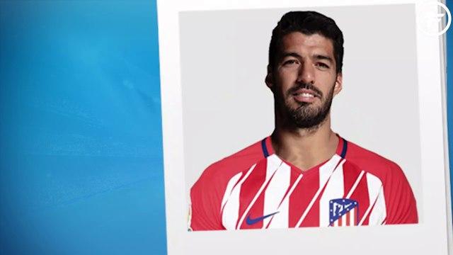 OFFICIEL : Luis Suarez débarque à l'Atlético de Madrid