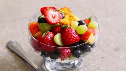 कोरोना काल में इन 3 फलों से बनी फ्रूट चाट जरूर खाएं | Best 3 Fruits To Eat in This Pandemic |Boldsky