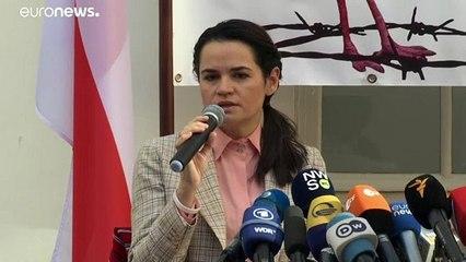 Tijanóvkaya pide firmeza a la UE