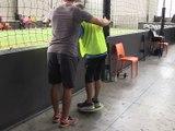 L'UJM teste les bienfaits du foot sur les séniors - Reportage TL7 - TL7, Télévision loire 7