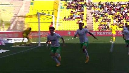 Les Verts perdent 2 points, mais restent en tête de L1