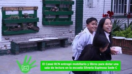 SALA DE LECTURA COLEGIO SILVERIA ESPINOSA