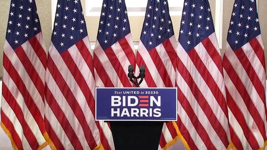#NEWS  Kamala Harris to discuss Supreme Court, 2020 election