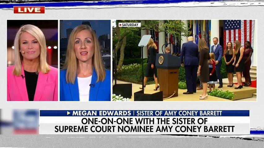 #NEWS  Amy Coney Barrett's sister- Judge's Catholic faith is a 'non-issue'