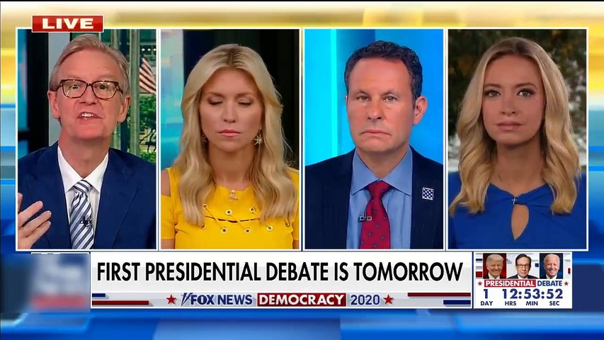 #NEWS  McEnany sounds off on 'biased' media after Trump tax report