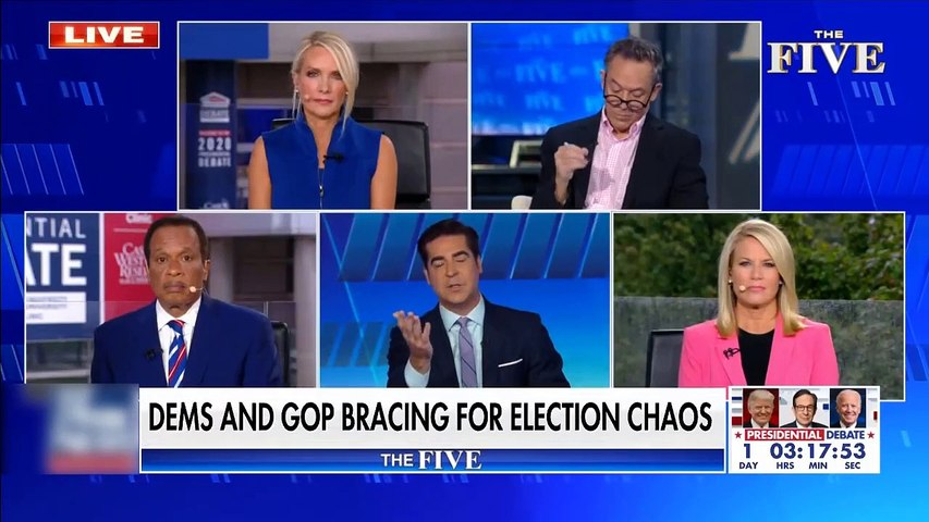#NEWS  'The Five' reacts to Pelosi's warning to Dems over an undecided election