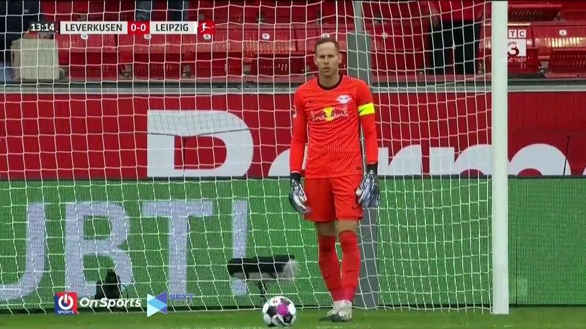 Highlights Bayer Leverkusen vs RB Leipzig -Vòng 2 Bundesliga 2020-21- Đã mắt!