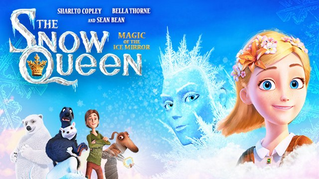 The Snow Queen 2 Magic of the Ice Mirror Movie