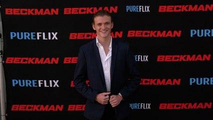 "Jacob Melton ""Beckman"" Movie Premiere Red Carpet"