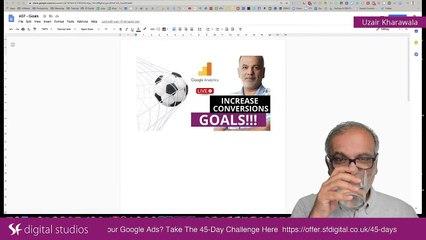 Google Analytics Tutorial | How To Set Up Micro & Macro Goals In Google Analytics