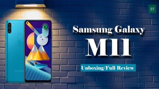 Samsung Galaxy M11 Price | Unboxing & First Impression | DailyPakistanGlobal
