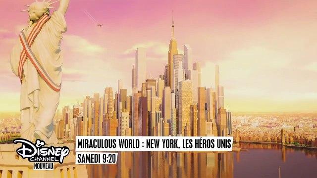 Miraculous World New York, les héros unis  :  le film inédit