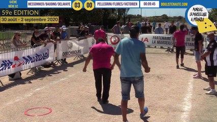 64e MESSONNIER vs PELLEGRINI : Mondial la Marseillaise à pétanque 2020