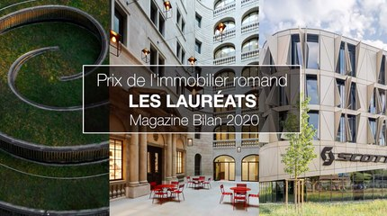 Prix Bilan de l'immobilier: les grands gagnants Video Preview Image
