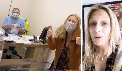 Julie Taton confinée : absente sur NRJ, elle a passé un test Covid !