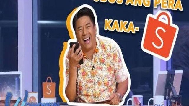 Wowowin: 'Sa SHOPEE, ubos ang pera ko sa SHOPEE!'  Caller to Kuya Wil