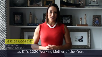EY Is Proud to Name Jessica Gonzalez Its Working Mother of the Year