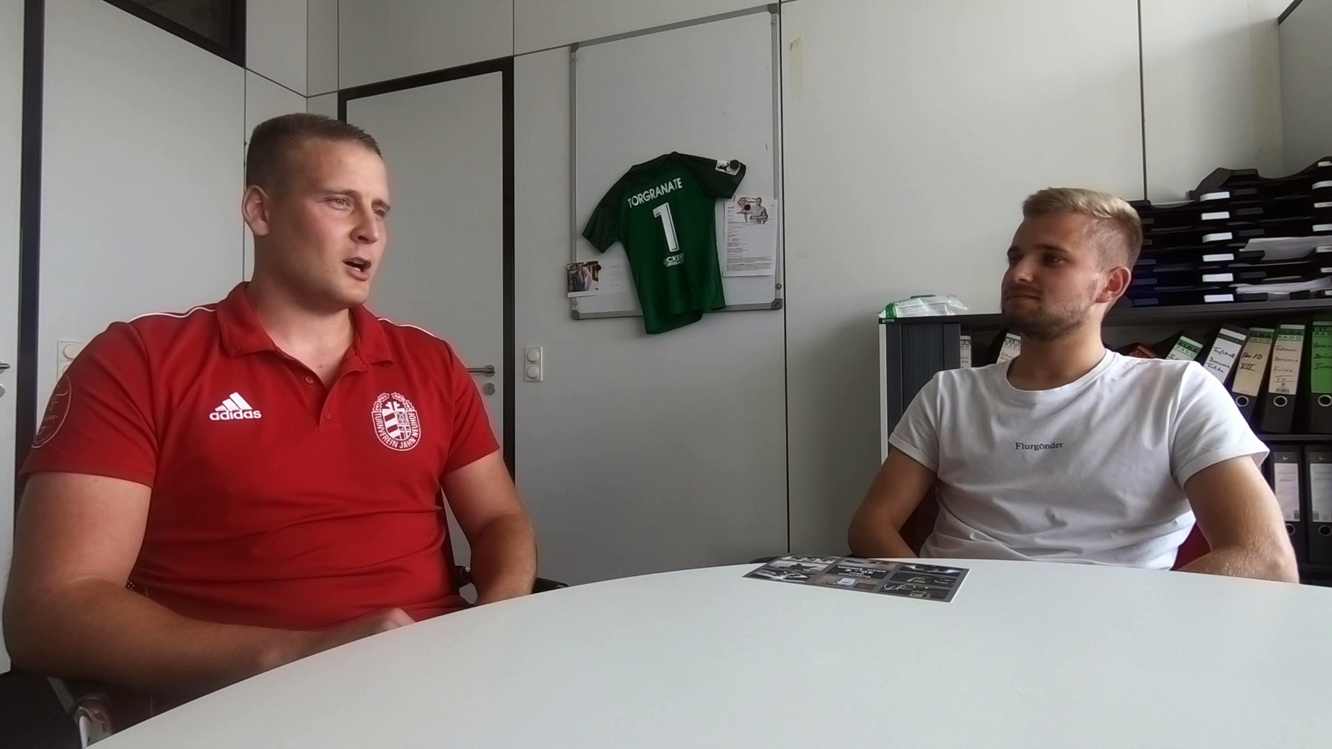 Video: TGDW: Thomas Drmic, TV Neuhof