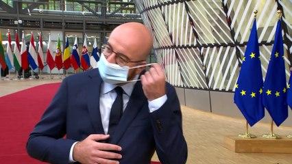 Aplazada la cumbre de líderes de la UE por la cuarentena de Michel