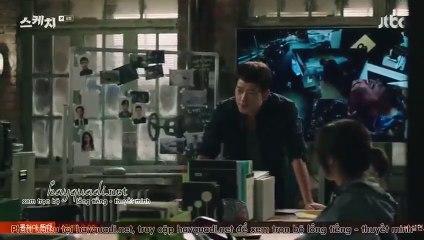 Thấy Trước Án Mạng Tập 8b HTV2 lồng tiếng xem phim phac hoa ke sat nhan tap 8b Phim Hàn Quốc phim thay truoc an mang tap 8b