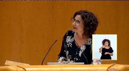 "Montero dice que España ""tendrá PGE pese al PP"""