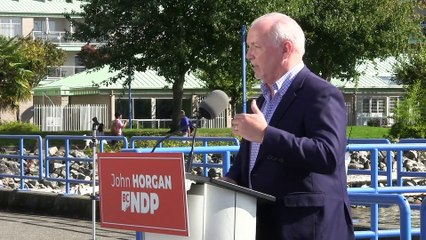 B.C. premier says 'acrimony' between parties spurred call for snap election