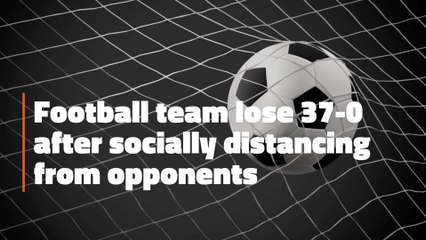 This Football Team's Massive Loss