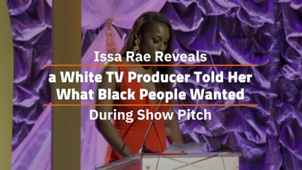 Issa Rae's Hollywood Experience