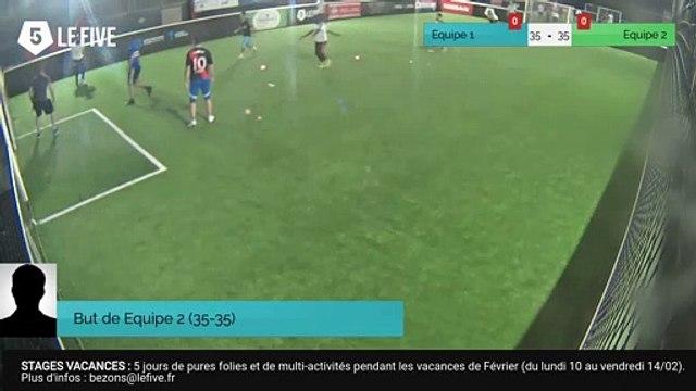 But de Equipe 2 (35-35)