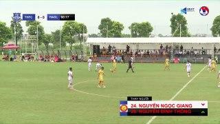 Trực tiếp | Thanh Hóa - HAGL | VCK giải bóng đá VĐ U17 Quốc gia - Next Media 2020