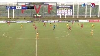 Highlights | U17 PVF - U17 Đồng Tháp | 3 điểm trọn vẹn cho tấm vé vào bán kết | VFF Channel