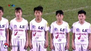 Trực tiếp | Hà Nội I Watabe - Hà Nội II Watabe | Giải bóng đá nữ VĐQG - Cúp Thái Sơn Bắc 2020