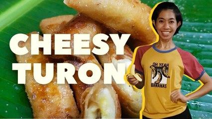 In My Kitchen: Banana Queen Joyce Glorioso cooks Cheesy Turon | ClickTheCity
