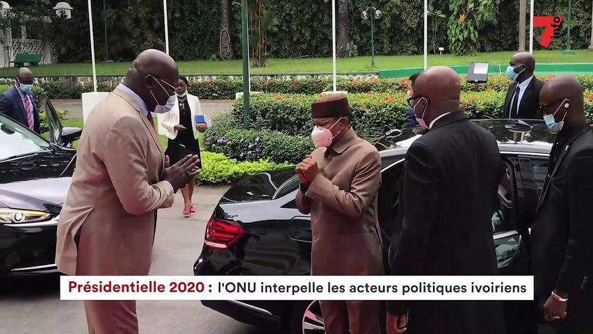 Présidentielle 2020    L'ONU interpelle les acteurs politiques ivoiriens