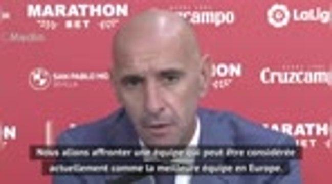 """Supercoupe de l'UEFA - Monchi : """"Le Bayern est le favori"""""""
