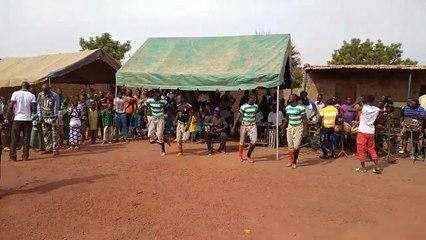 Mamourou Konaté - Balafon de Dingasso N'dolora