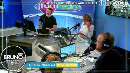 Bruno dans la radio - L'intégrale du 23 septembre