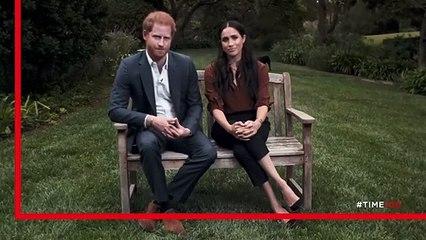 Meghan Markle y el príncipe Harry, en exclusiva para TIME