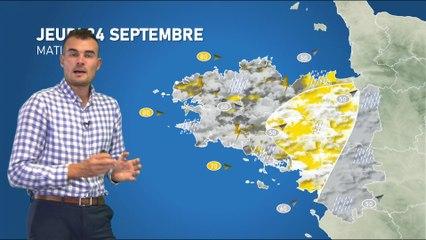 Illustration de l'actualité La météo de votre jeudi 24 septembre 2020