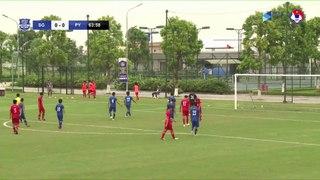 Highlights | U17 Sài Gòn - U17 Phú Yên | Lời chia tay ngọt ngào sau 90 phút cân não | VFF Channel