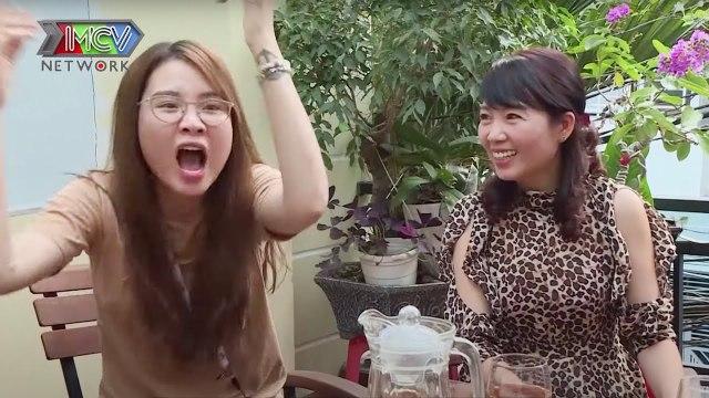 Cười té ghé với loạt chuyện hài khó đỡ của vợ chồng THANH TRẦN ngày dọn về sống chung