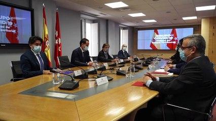 Madrid solicitará al Gobierno apoyo militar, policial y sanitario